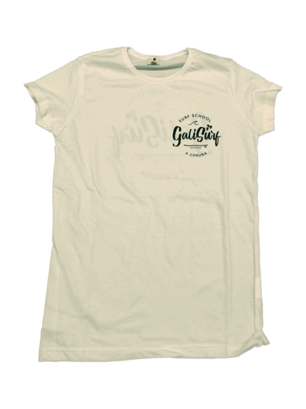 camiseta Mujer Front