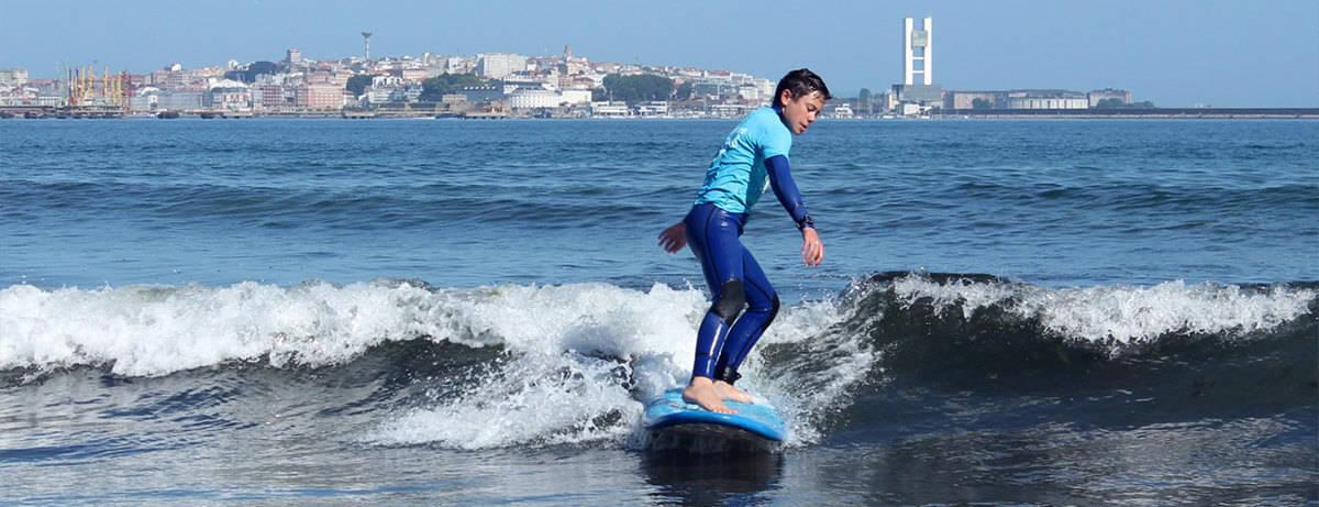 clases surf coruña
