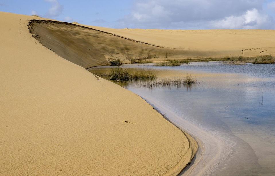 dunas Corrubedo