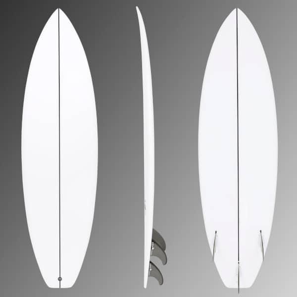 tabla de surf shortboard
